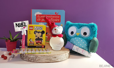 Cadeaux Noël - lot Spécial Enfants