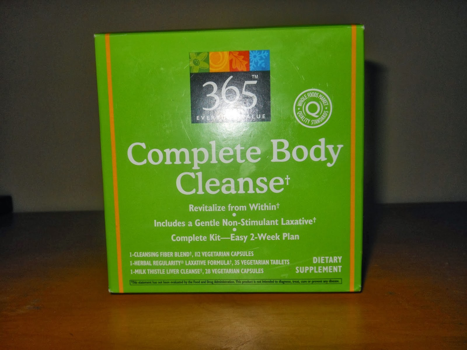 Whole Foods Complete Cleanse Review