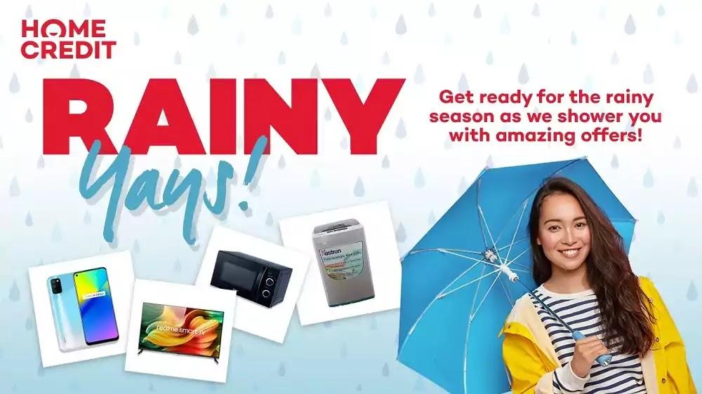 Home Credit Rainy Yay