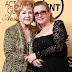 Carrie Fisher y su madre Debbie Reynolds podrían compartir el funeral