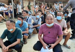 Dari 128 TKA Asal Tiongkok PT SRM, Imigrasi Ketapang Akui Hanya 80 Orang Terdaftar