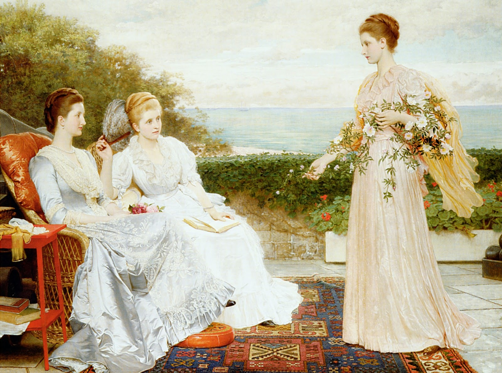 victorian period of time paintings
