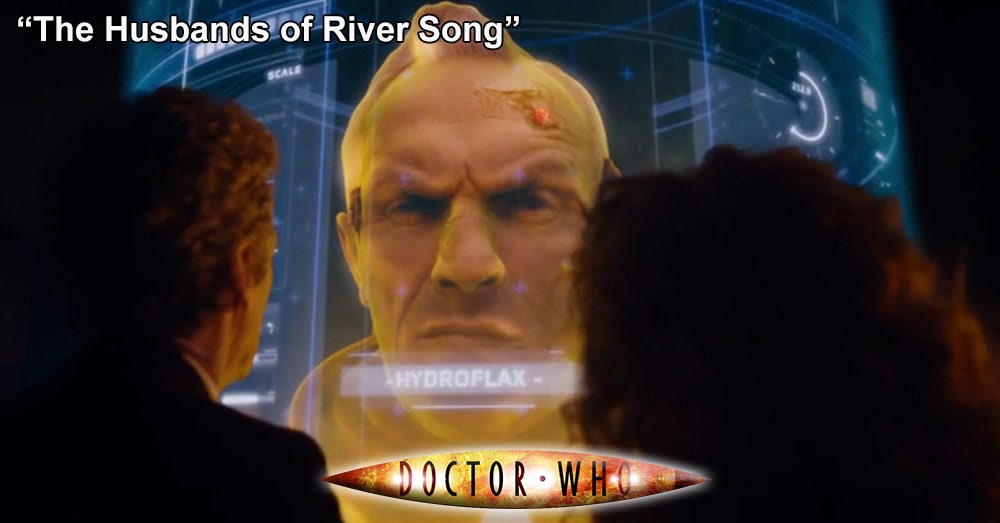 Doctor Who 260: The Husbands of River Song