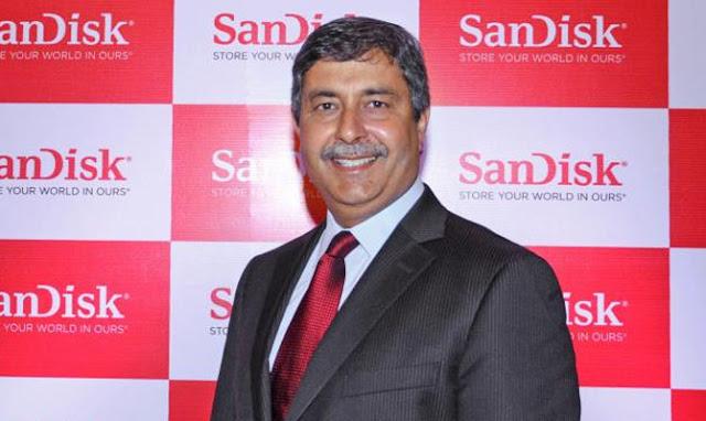 Sanjay Mehrotra, Micron