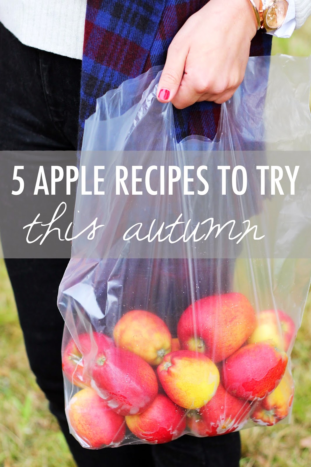 5 Apple Recipes To Try This Autumn