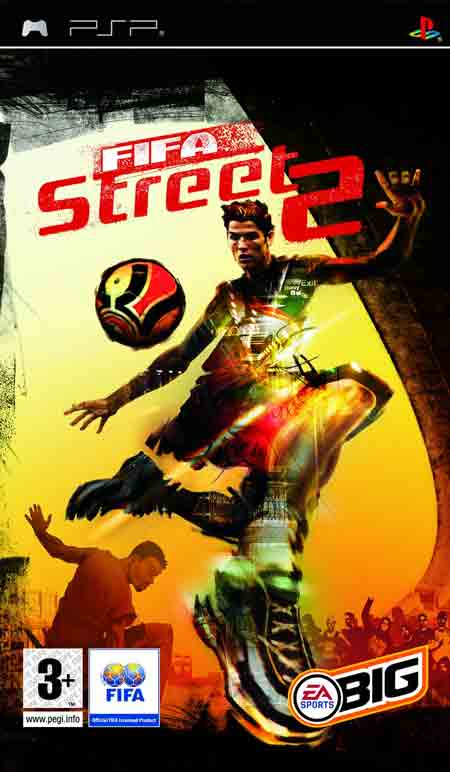 Cheat Game Fifa Street 2 Psp [ULES00264]