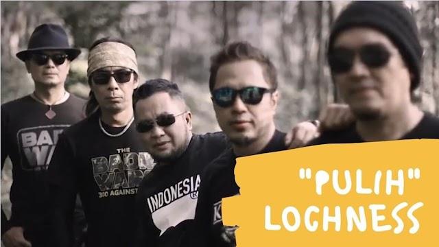 Grup Band Legendaris LOCHNESS Rilis Album 'Pulih', Terkait Corona dan Karya