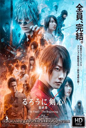 Rurouni Kenshin: The Final [1080p] [Latino-Japones-Ingles] [MEGA]