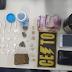 Homem é preso e menores apreendidos suspeitos de tráfico de drogas em Serrinha