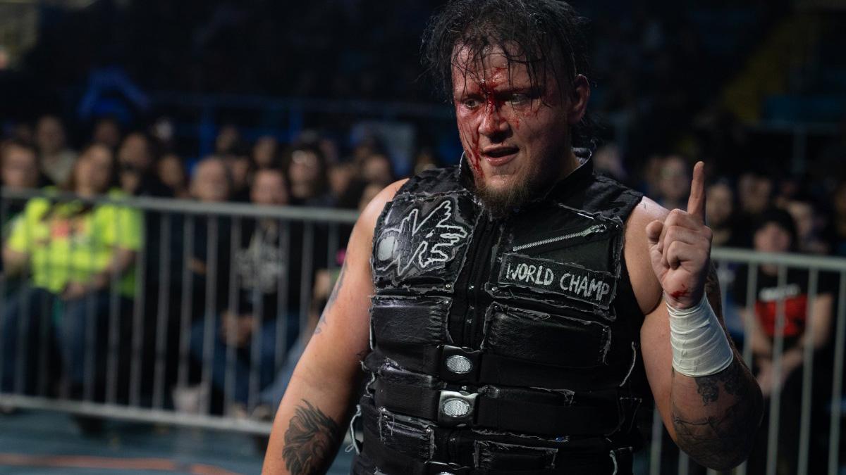 Sami Calliha assinou novo acordo com a Impact Wrestling