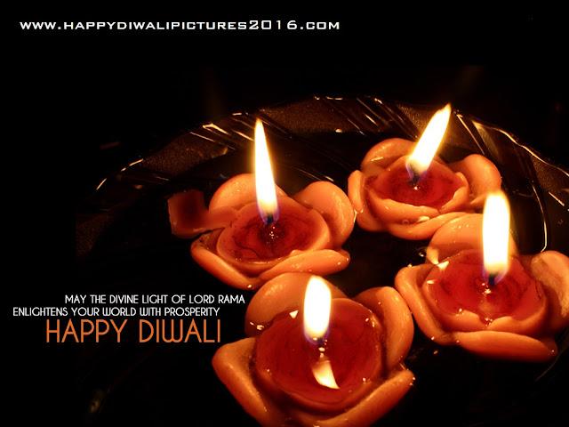 Amazing Happy Diwali Wishes Greeting 2016