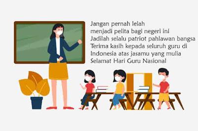 kartu ucapan hari guru nasional