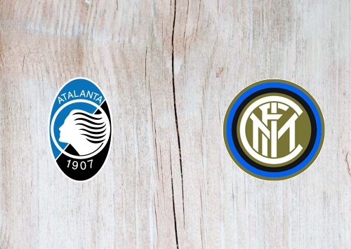 Atalanta vs Internazionale -Highlights 01 August 2020