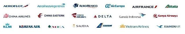 SkyTeam Alliance Airlines