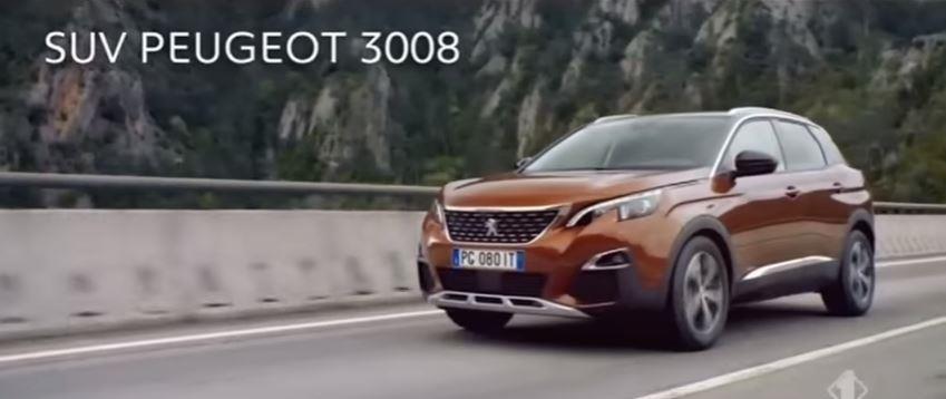 Canzone Peugeot Pubblicità Suv 3008, Spot Maggio 2018