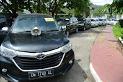 Gugus Tugas Provinsi Gorontalo Sewa Puluhan Mobil Untuk Sosialisasi Pencegahan Secara Masif Penyebaran Covid-19