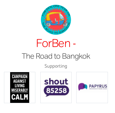 French Village Diaries For Ben; One Year on The Road to Bangkok