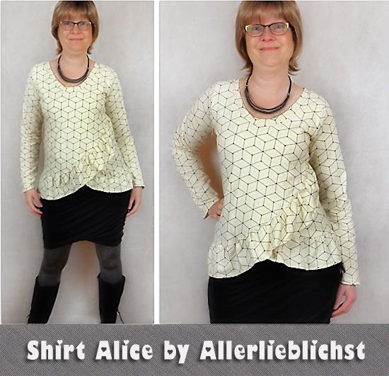 Shirt Alice by Allerlieblichst
