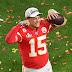 Mahomes lidera e Kansas City Chiefs conquistam Super Bowl