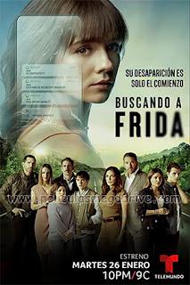 Buscando a Frida – Temporada 1 (2021) [Latino] [1080P] [Hazroah]