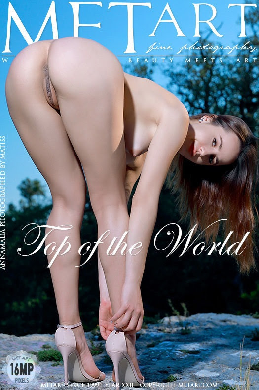 [Met-Art] Annamalia - Top of the World met-art 09200
