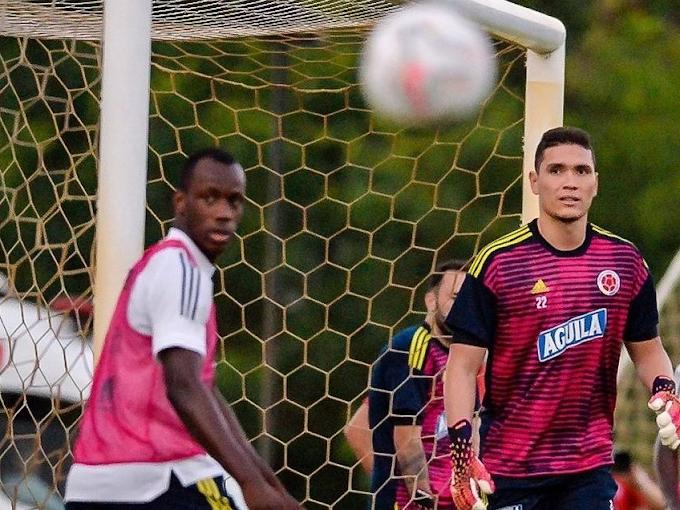 Aporte a la 'tricolor': Cinco jugadores de Atlético Nacional y dos del DIM, a 'morfociclo' de la Selección Colombia de mayores