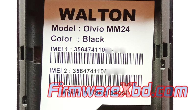 Walton MM24 Flash File Download