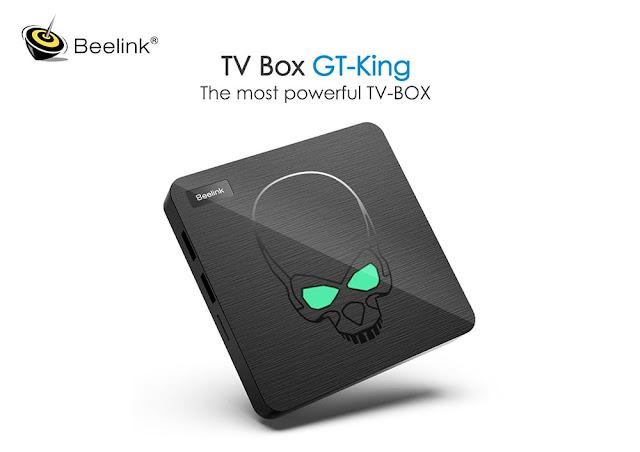 Beelink GT King apresentação e características