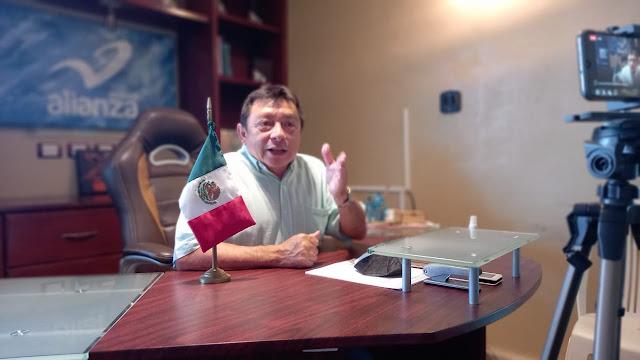 """Exhortan a regidores de Nueva Alianza """"a no doblegarse"""""""