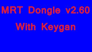 MRT Dongle v2.60 With Keygan