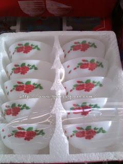 Chén bát đĩa ly tách Gốm Sứ Thủy tinh - sỉ & lẻ - 12