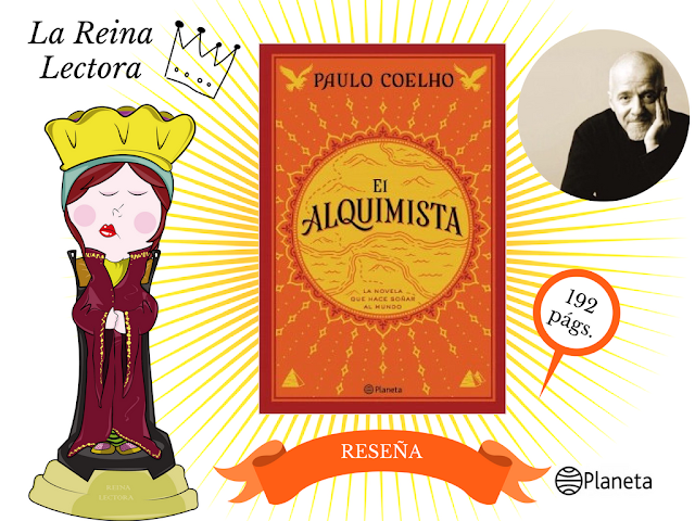 reseña del libro el alquimista de Paulo Coelho editorial Planeta