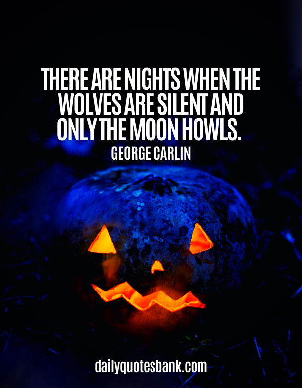 Spooky Quotes About Halloween
