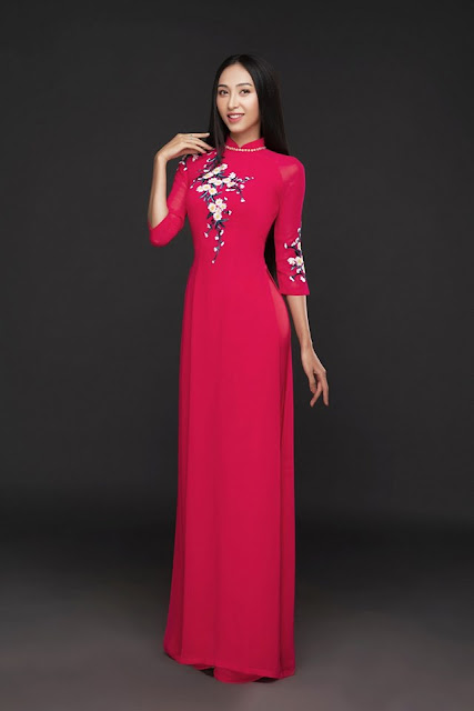 Thu Hiền đại diện Việt Nam chinh phục Hoa hậu Châu Á Thái Bình Dương