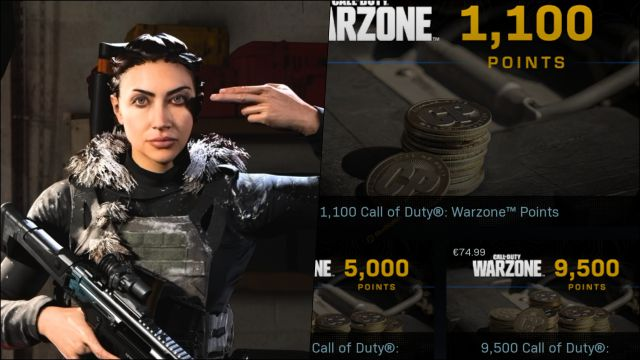 How much does it cost to buy all the CoD Warzone cosmetic packs? Prepare your wallet