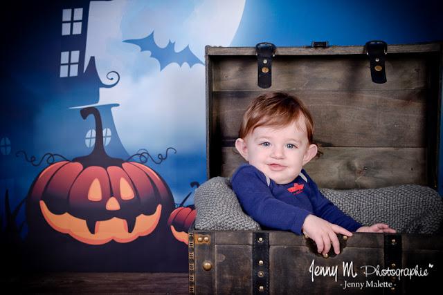 photographe halloween, photographe noel, photographe studio vendée 85