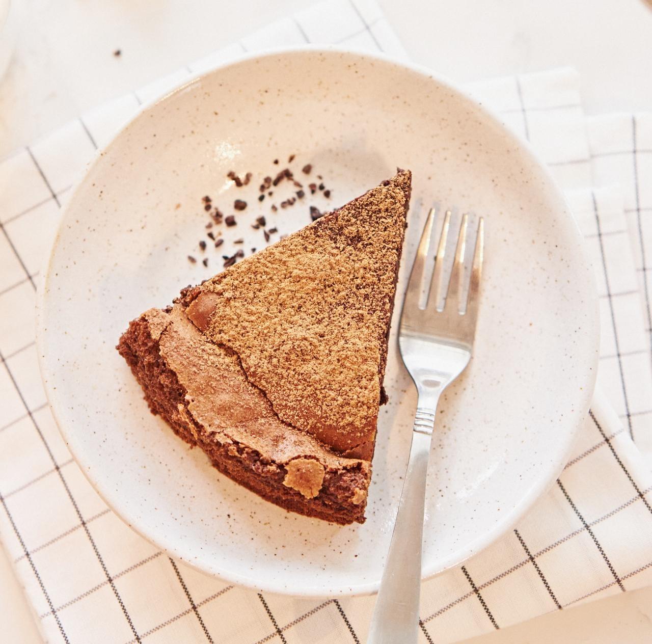 Twice Baked Cake