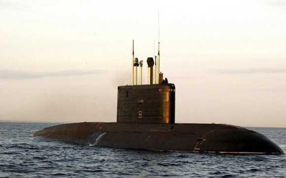AL Prancis Awasi Kapal Selam Rusia di Pantai Atlantik