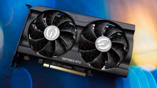 Graphics card GeForce RTX 3060
