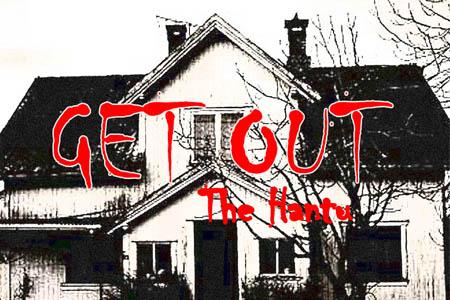 Get Out adalah sebuah games yang menceritakan tentang kutukan yang menimpa seseorang di Amerika Serikat & Get Out The Hantu Games Horror Pertamaku - Jurnal Priyo Setioko