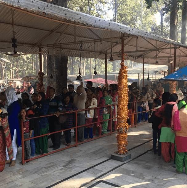 Laxman Sidh Temple Dehradun
