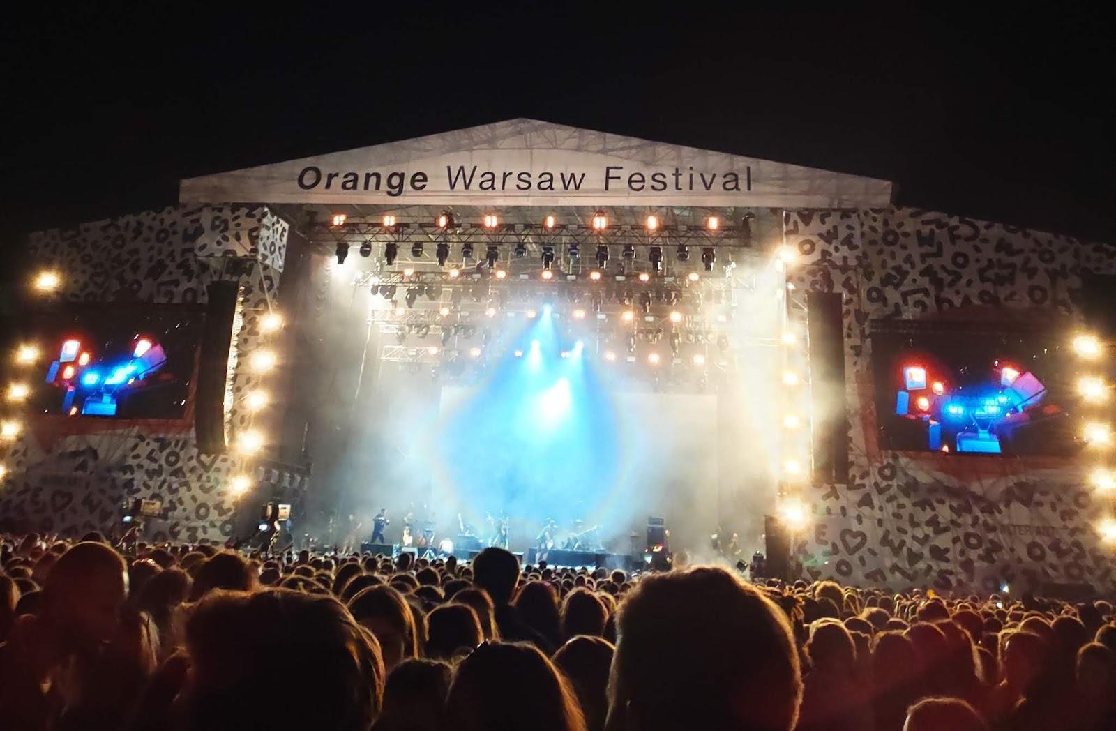 orange warsaw festival audience