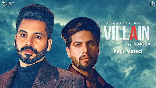 Villain Song Lyrics || Shahjeet Bal || Singga || Full Video || Xtatic Muzic ||Trending Musik || New Song 2020 Lyrics Planet