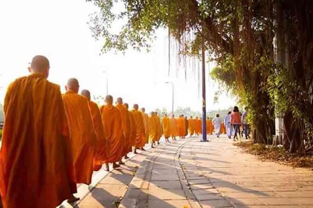 Minh Dang Quang monastery.