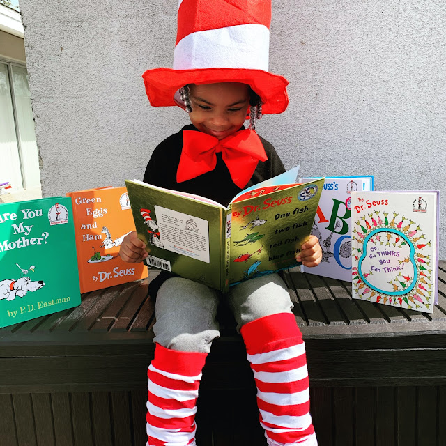 Dr Seuss - Getting children to read