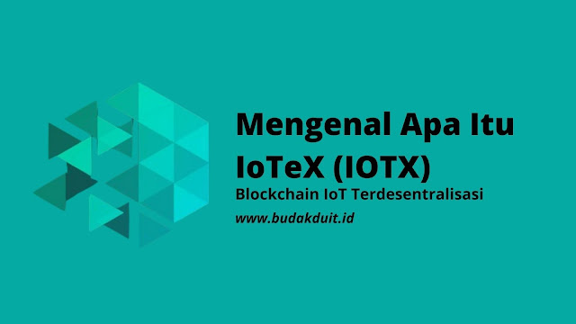 Gambar Logo IoTeX (IOTX)