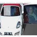 Tertangkap Kamera ETLE, Inilah Tampang Perempuan Pengemudi Porsche Penerobos Busway