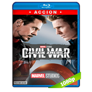 Capitán América: Civil War (2016) BDRip 1080p Audio Dual Latino-Ingles