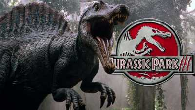 Jurassic Park 3 (2001) Hindi + Eng + Telugu + Tamil Full Movies 480p