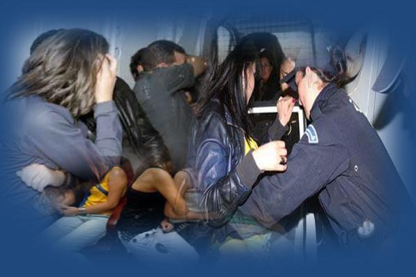 من بينهم نساء: توقيف 14 شخص  متورطين في إنشاء محلات للدعارة بالشلف